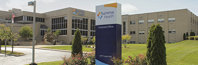 Summa Health Corporate Office
