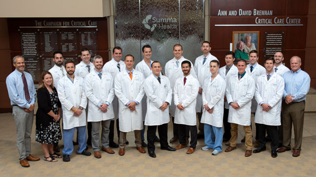 Summa Medical Education - Orthopaedic Surgery