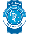 Chest Pain Center Accredited
