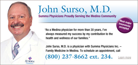 Dr. Surso - Summa Health Center at Lake Medina