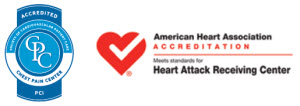 American Heart Association Accrediation logo