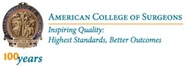 100 years american college of surgeons logo