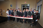 Ribbon cutting ceremony at Summa Akron City Hospital
