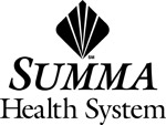 Summa Logo Black & White